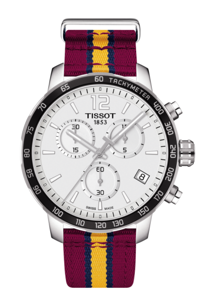 Orologio Tissot Quickster NBA CLEVELAND CAVALIERS T0954171703713