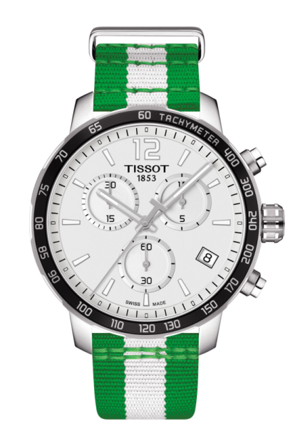 Orologio Tissot Quickster NBA BOSTON CELTICS T0954171703717