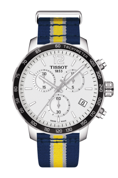 Orologio Tissot Quickster NBA INDIANA PACERS T0954171703723