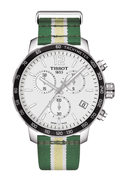 Orologio Tissot Quickster NBA MILWAUKEE BUCKS T0954171703724
