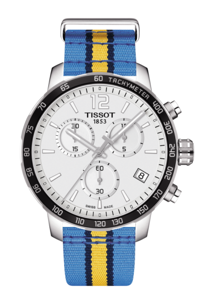 Orologio Tissot Quickster NBA DENVER NUGGETS T0954171703725