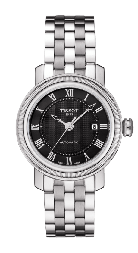 Orologio Tissot BRIDGEPORT Automatic Lady T0970071105300