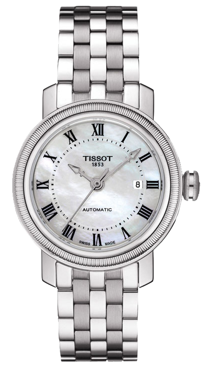 Orologio Tissot Bridgeport Automatic - T0970071111300