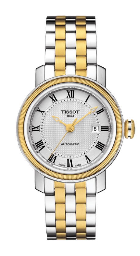 Orologio Tissot BRIDGEPORT Automatic Lady - T0970072203300
