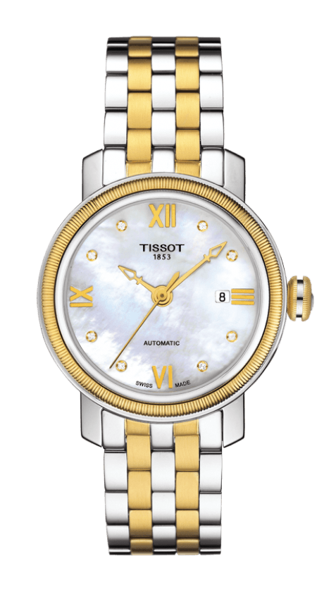 Orologio Tissot BRIDGEPORT Automatic Lady T0970072211600