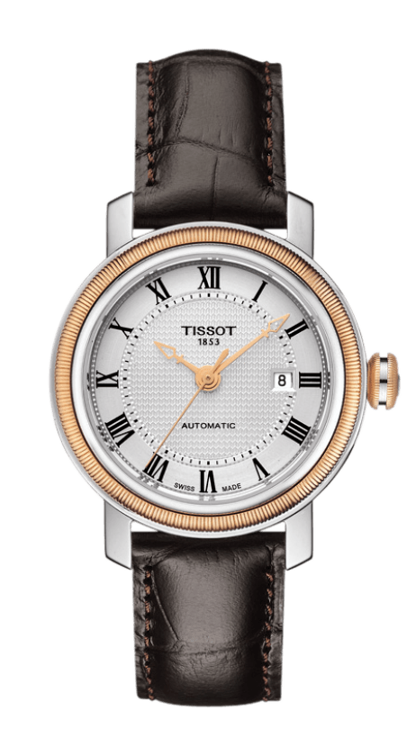 Orologio Tissot BRIDGEPORT Automatic Lady T0970072603300