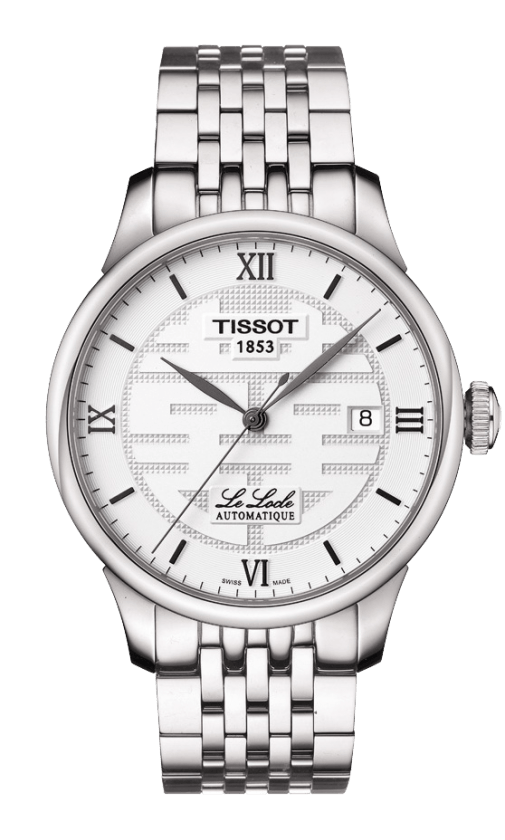 Orologio Tissot Le Locle Double Happiness T41183350