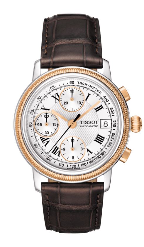 Orologio in oro Tissot BRIDGEPORT AUTOMATIC ^ T71146713