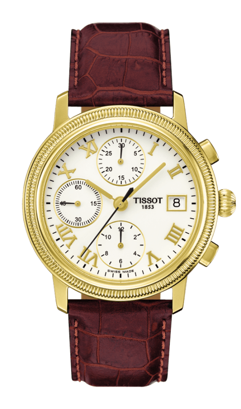 Orologio in oro Tissot BRIDGEPORT AUTOMATIC T71346513