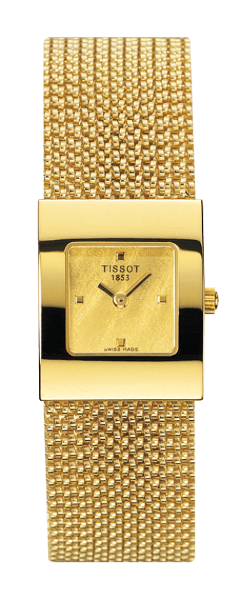 Orologio in oro BELLFLOWER Tissot T73332121