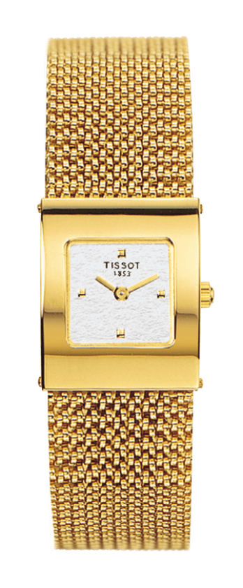 Orologio in oro Tissot BELLFLOWER T73332131