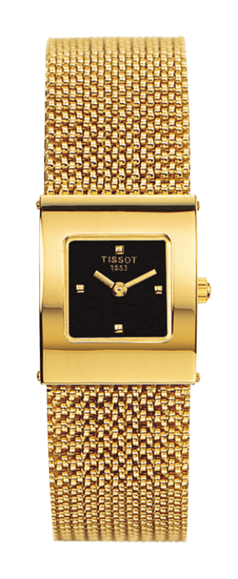 Orologio in oro Tissot BELLFLOWER T73332151