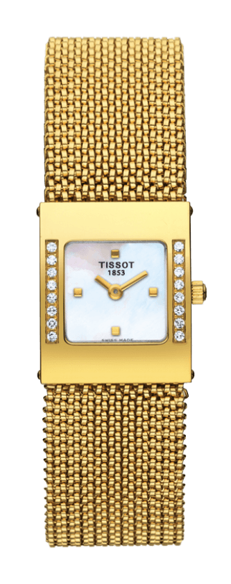 Orologio in oro BELLFLOWER Tissot T74330871