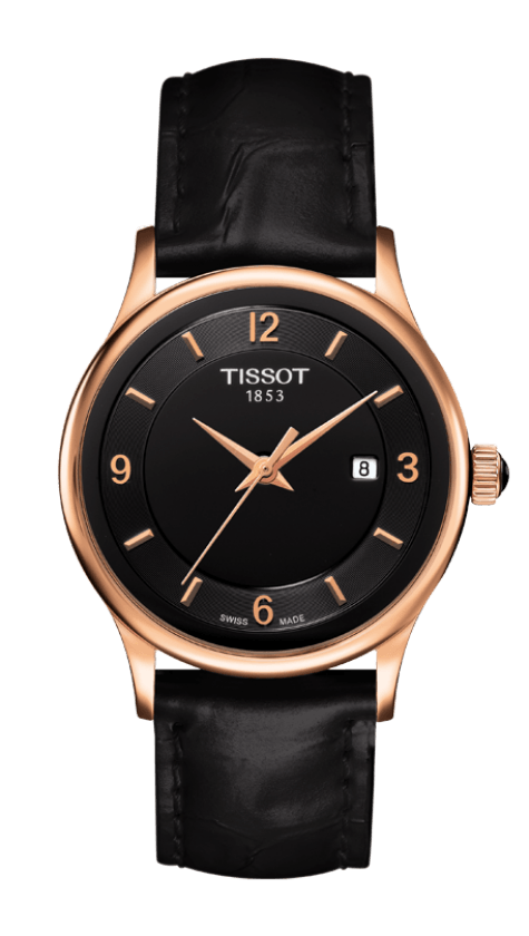 Orologio Tissot ROSE DREAM QUARTZ LADY GOLD T9142104605700