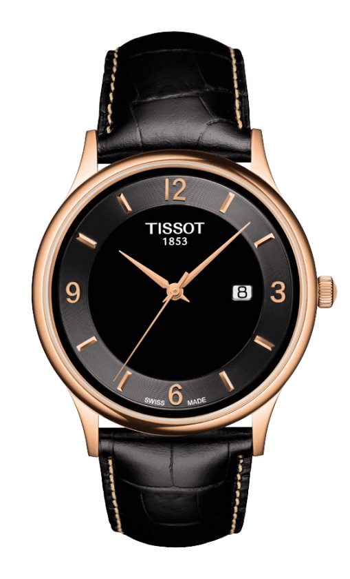 Orologio in oro Tissot ROSE DREAM GOLD & STEEL T9144104605700