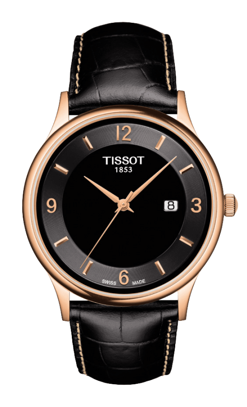 Orologio in oro Tissot ROSE DREAM QUARTZ GENT T9144107605700