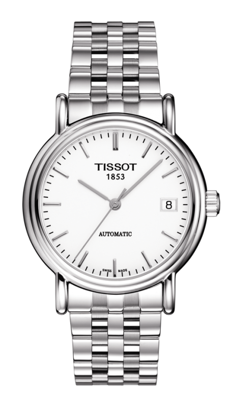OROLOGIO TISSOT JUNGFRAUBAHN COLLECTION T95.1.483.91 *