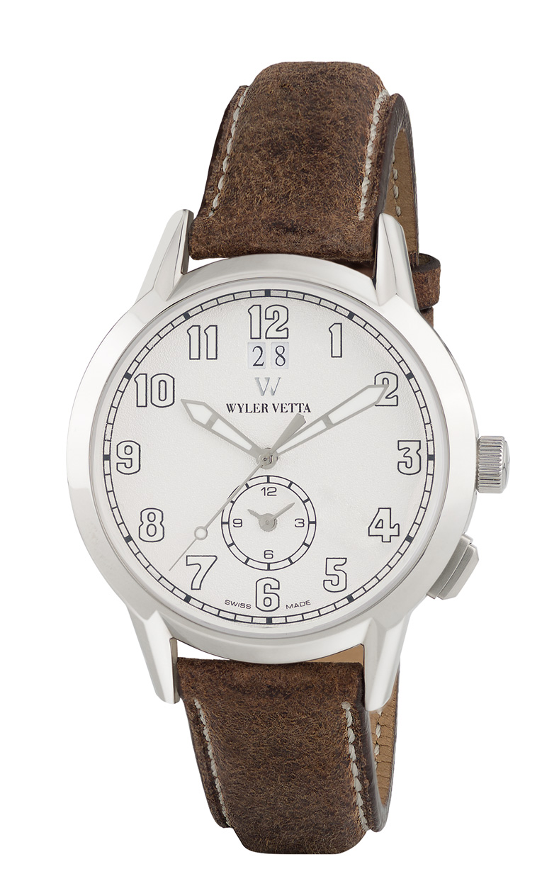 Orologio Wyler Vetta QUARZO DUALTIME GRAN DATA GENT 43 MM WV0049