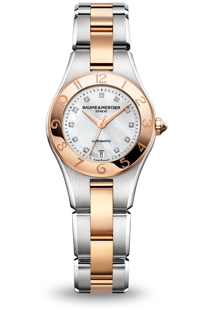 orologio donna baume mercier