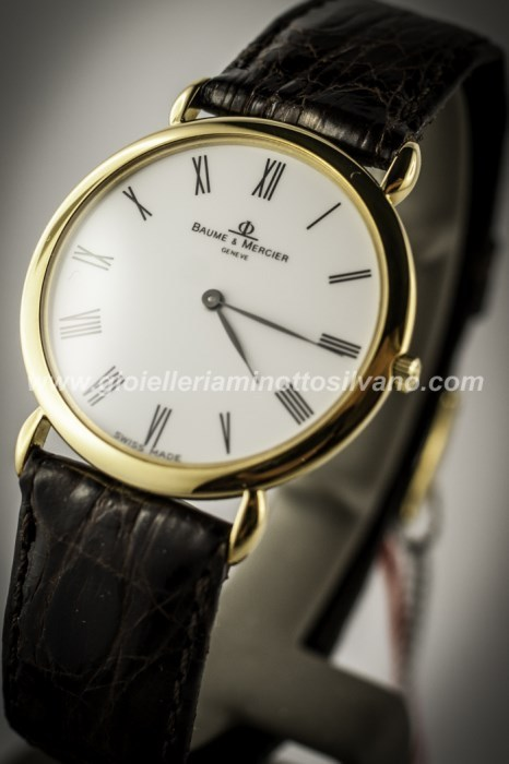 Orologio in Oro 18k BAUME & MERCIER 30,5mm MOA04963