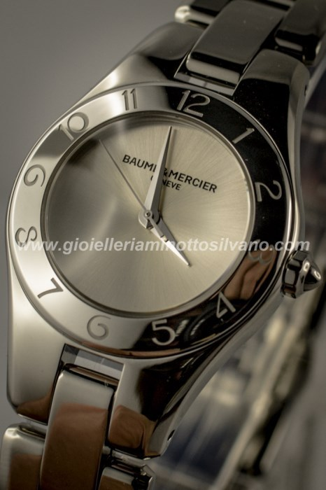 Orologio donna Baume & Mercier Linea 27mm Quarzo # 10138