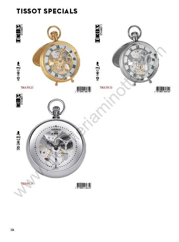 Tutti gli Orologi Tissot 2016 - 2017 - Tissot Watches 16-17